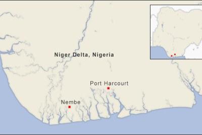 Niger Delta.