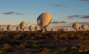 Historic Treaty Marks the 'Real Beginning' for Telescope Array
