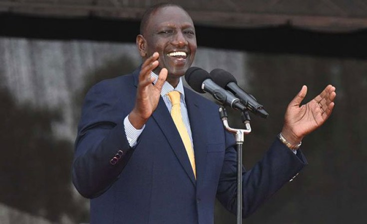 Image result for ruto public speak