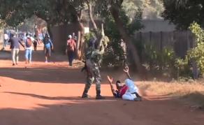 Prosecute Security Forces For Violence, Rape, HRW Tells Zimbabwe