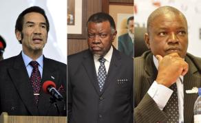 Namibia's Geingob Intervenes in Khama-Masisi Feud