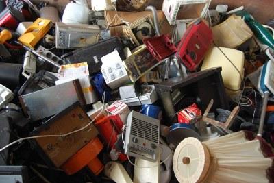 E-waste.