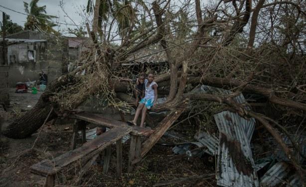 Death, Destruction After Cyclone Idai's Rampage Through Mozambique