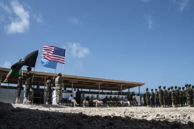 Somalie-Intervention de l'armée Américaine