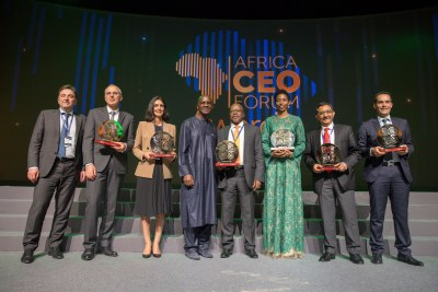 Africa CEO Forum Awards 2018 (photo d'illustration)