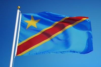 DRC Congo flag