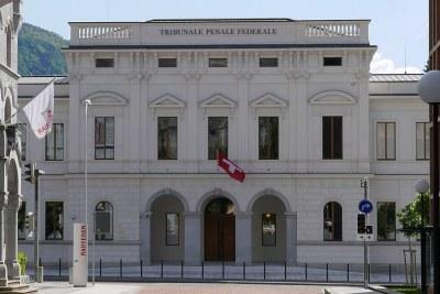 Switzerland's Federal Criminal Court.