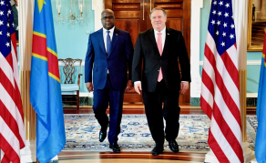 What Pompeo and Tshisekedi Discussed in Washington