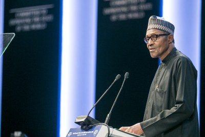 What Buhari Said During Meeting with New Cabinet Ministers