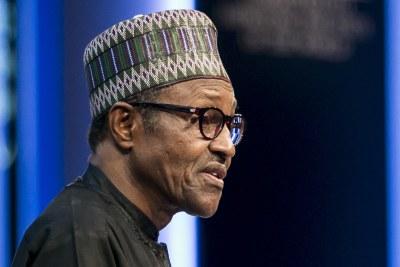 President-elect Muhammadu Buhari (file photo)