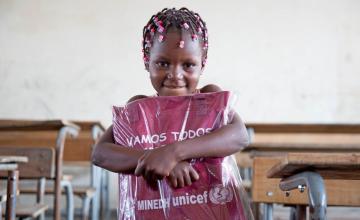 Cyclone Idai - 1,6 million d'enfants ont encore besoin d'aide au Mozambique