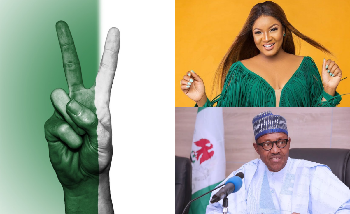 Buhari's Aide, Actress Omotola Clash Over State of Nigeria