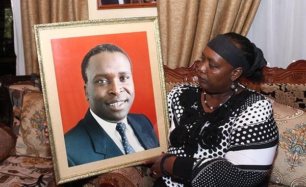 Tribute Pours in For Former Kenyan President Moi's Eldest Son