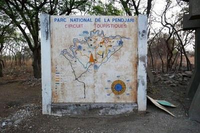 Le parc national de la Pendjari, dans le nord du Bénin
