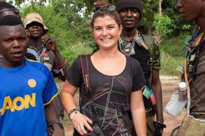 Que s'est-il passé exactement ce 12 mai 2014 lorsque Camille Lepage a été tuée par balles dans la région de Bouar, à l'ouest de la République centrafricaine (RCA) ?