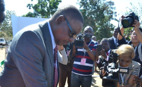 Malawi's Mutharika Re-Elected - But Only Just