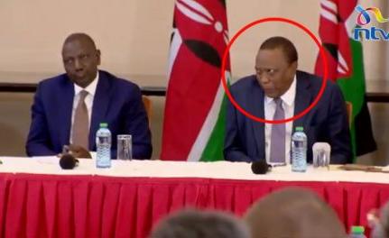 Kenya: Kenyatta's Expression at Govt Event Sparks Hilarious Memes