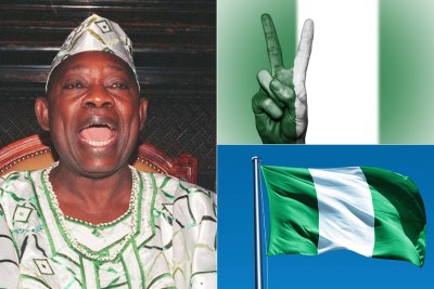 Nigeria celebrates Democracy Day.