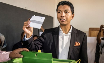 Rajoelina obtient la majorité aux législatives à Madagascar