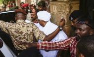 Social Media Abuzz at Pics of Ousted Sudan Leader Omar al-Bashir