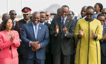 Rwanda, Botswana Commit to Strengthen Bilateral Ties