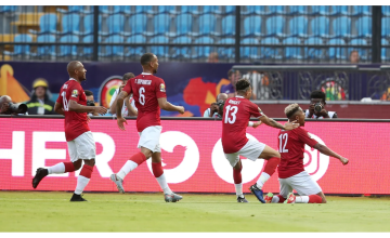 Underdogs Madagascar Beat Nigeria at AFCON