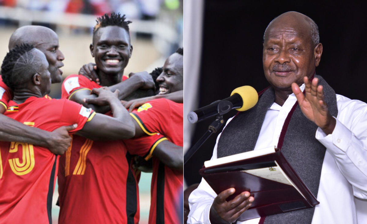 Uganda Cranes Earn Cool U.S.$1 Million for AFCON 2019 Outing