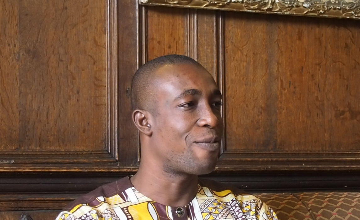 Using Nobel Peace Prize Winners to Inspire Ghana's Youth