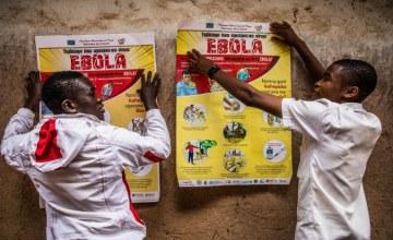 Ebola - Deux patients guéris, une première en RDC