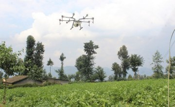 Rwanda to Start Using Drones in Malaria Fight