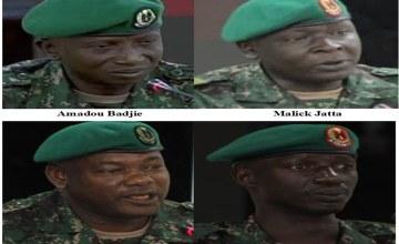 Jammeh's Hitmen Still Part of Gambian Military - Army