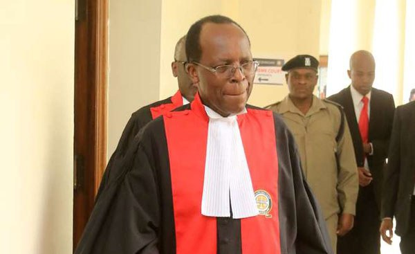 Supreme Court Justice Ojwang Is Back on the Bench
