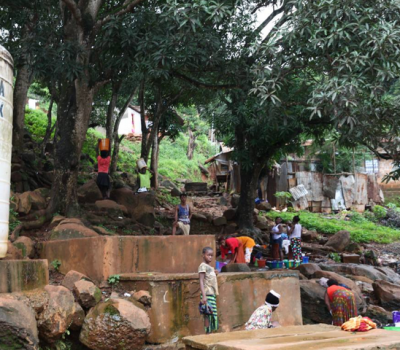 Sierra Leone's Capital Grapples With Water Issues