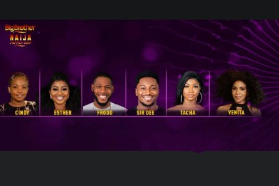Team Legends are facing possible Eviction in the Big Brother Naija House.