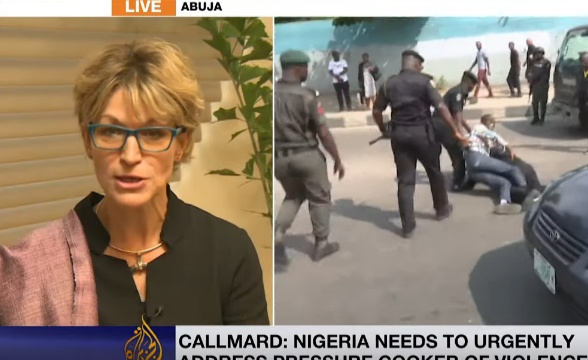 Nigeria is a Pressure Cooker of Injustice - UN Envoy