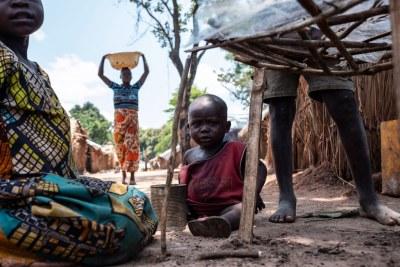 Des centaines de milliers de personnes en République centrafricaine sont en situation d'insécurité alimentaire grave (photo d'archives).