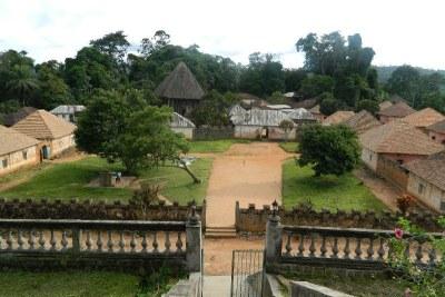 Bafut Palace