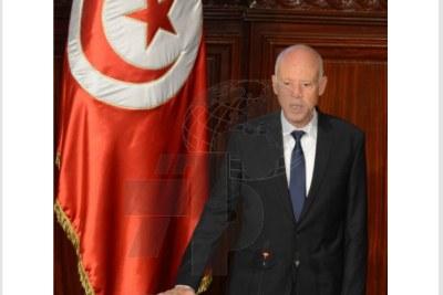 Kaïs Saïed, nouveau président tunisien