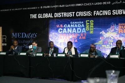Initiative « Union Africaine : Concrétiser la nouvelle intégration africaine »