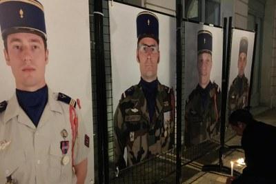 La ville de Pau est meurtrie en ce 26 novembre 2019. Sept soldats sur treize appartenaient au 5e régiment d'hélicoptères de combat (5e RHC).