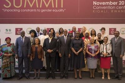 4è Sommet mondial sur le genre à Kigali