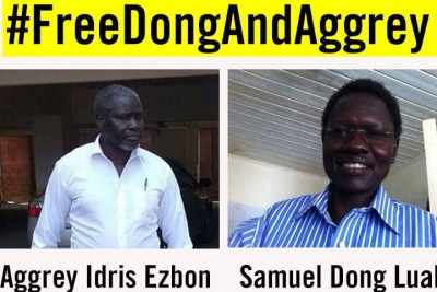 Dong Samuel Luak and Aggrey Idri disappeared in Kenya. No one knows their current whereabouts. The UN has issued a report saying the opposition politicians were abducted and likely killed by South Sudan's National Security Service.