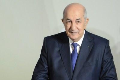Abdelmadhid Tebboune