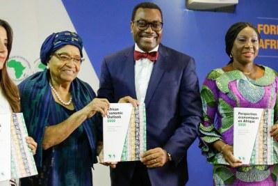 Rapport « Perspectives économiques en Afrique 2020 » publié ce jeudi par la Banque africaine de développement.