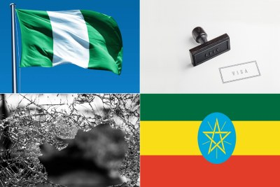 Nigeria and Ethiopia sign a visa agreement and defence pact. (all photos from pixabay)