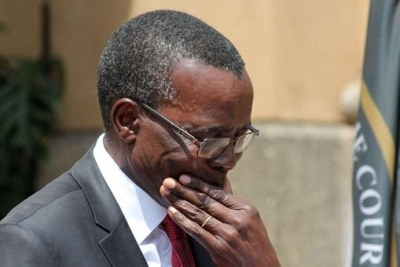 Chief Justice David Maraga.