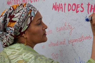 Amina J. Mohammed, Vice-Secrétaire générale des Nations Unies