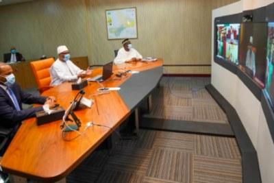 Sommet du G5 Sahel et Partenaires