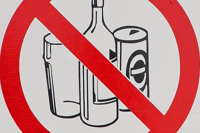 (File photo) alcohol, ban, prohibition