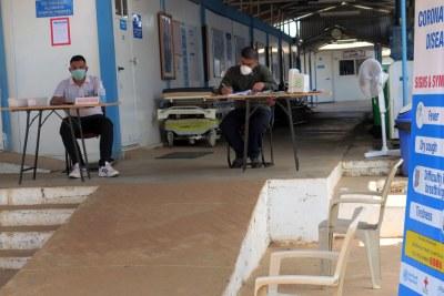 La mission de maintien de la paix des Nations Unies au Soudan du Sud (MINUSS) s'efforce d'empêcher la pandémie de Covid-19 de se propager dans le pays.